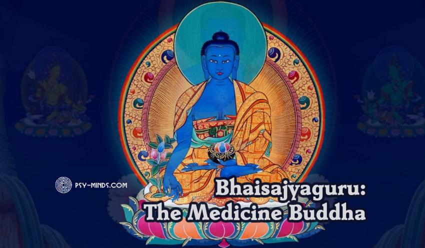 Bhaisajyaguru The Medicine Buddha