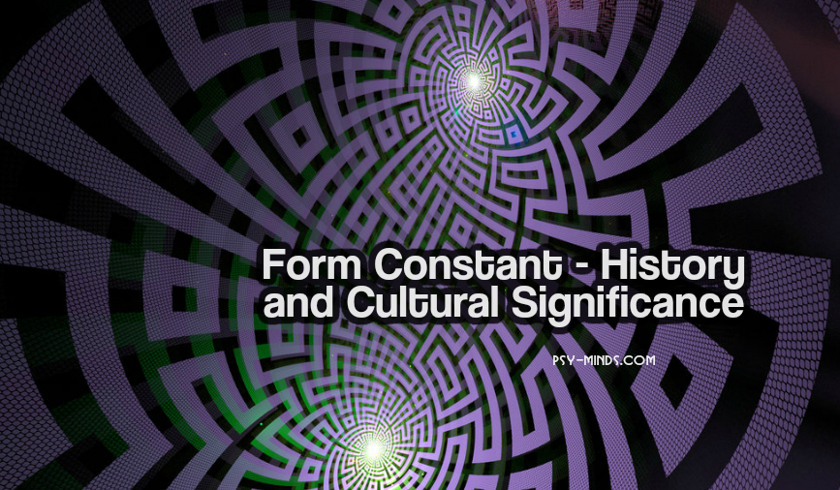 Form Constant - History and Cultural Significance