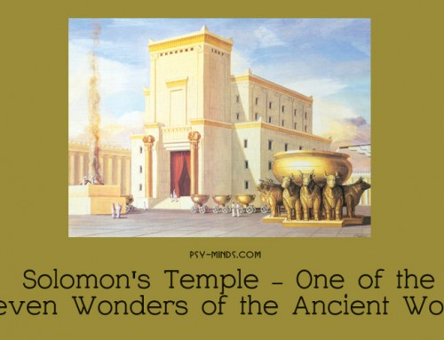 Solomon's Temple – One of the Seven Wonders of the Ancient World