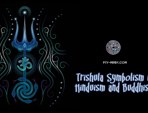 Trishula Symbolism in Hinduism and Buddhism