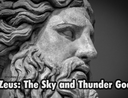 Zeus: The Sky and Thunder God