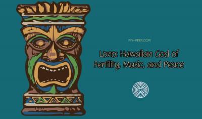 Lono Hawaiian God of Fertility, Music, and Peace