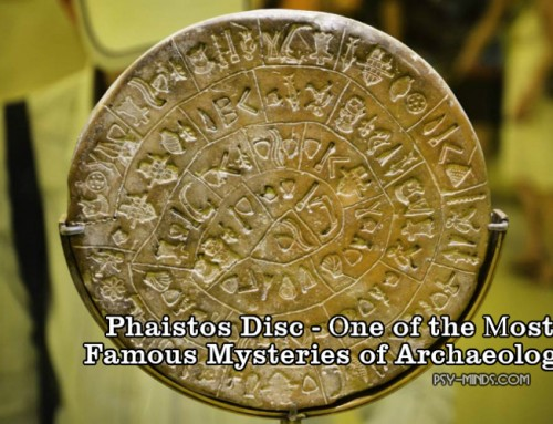 Phaistos Disc – Οne of the Μost Famous Mysteries of Archaeology
