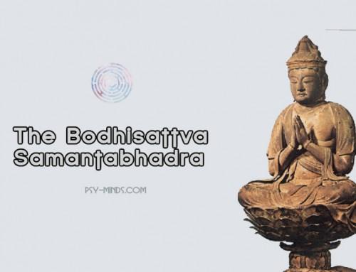 The Bodhisattva Samantabhadra