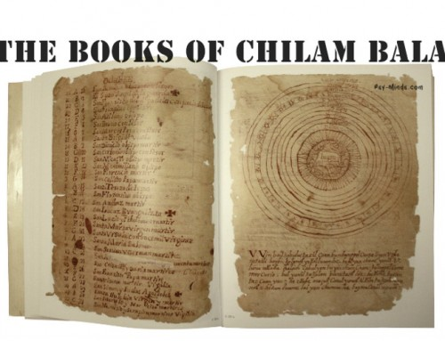 The Books of Chilam Balam