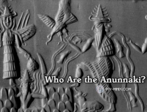 Who are Anunnaki?