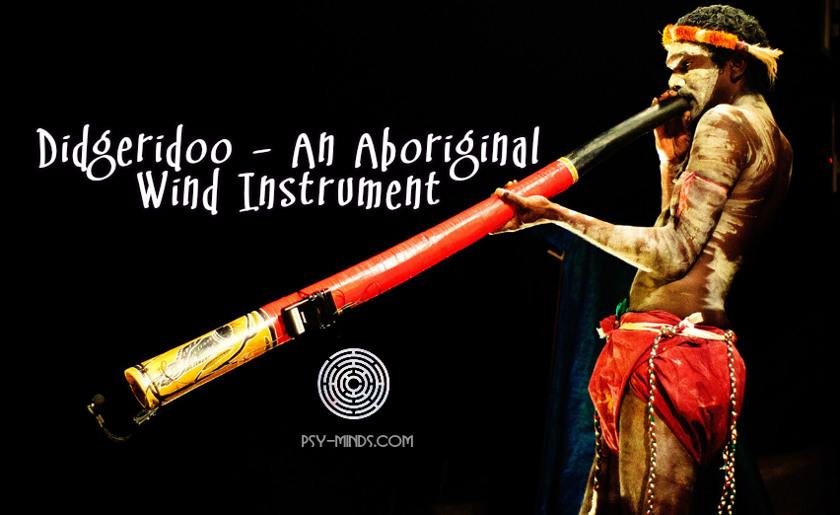 Didgeridoo - An Aboriginal Wind Instrument