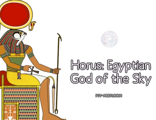 Horus: Egyptian God of the Sky