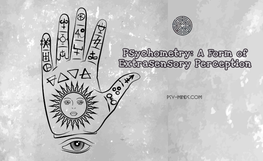 Psychometry A Form of Extrasensory Perception