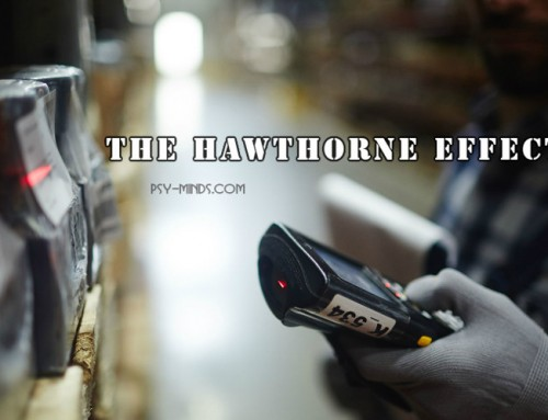 The Hawthorne Effect