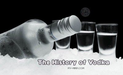 The History of Vodka