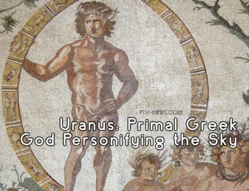 Uranus: Primal Greek God Personifying the Sky