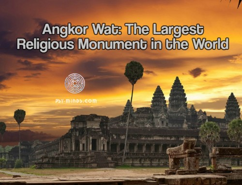 Angkor Wat: The Largest Religious Monument in the World