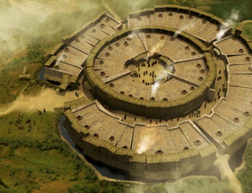 Arkaim: A Mysterious Prehistoric City in Russia