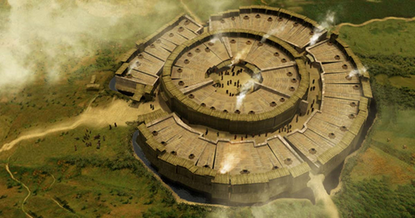 Arkaim A Mysterious Prehistoric City in Russia