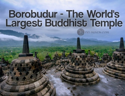 Borobudur – The World's Largest Buddhist Temple