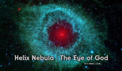 Helix Nebula - The Eye of God