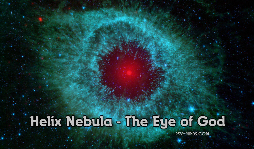 Helix Nebula - The Eye of God