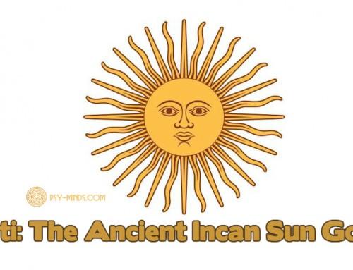 Inti: The Ancient Incan Sun God