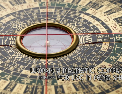Luopan: A Magnetic Compass for Use in Feng Shui