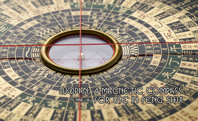 Luopan A Magnetic Compass for Use in Feng Shui