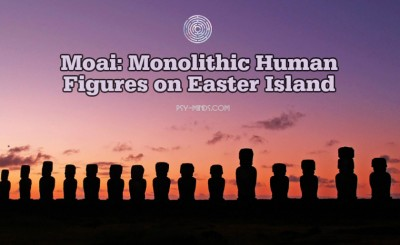 Moai Monolithic Human Figures on Easter Island