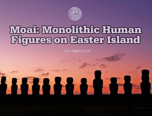 Moai: Monolithic Human Figures on Easter Island
