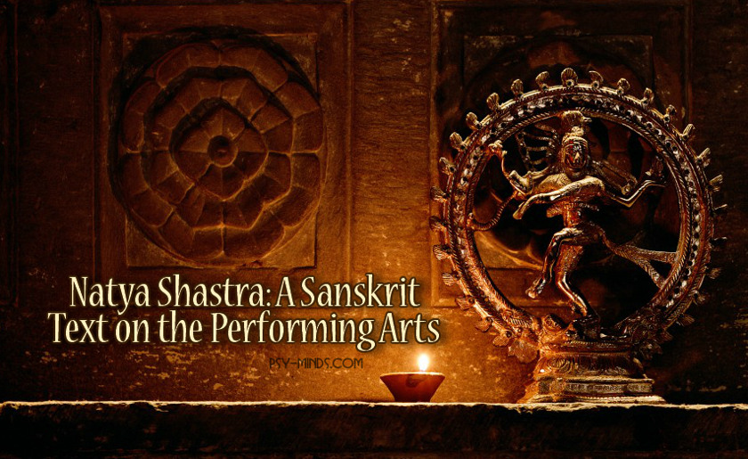 Natya Shastra A Sanskrit Text on the Performing Arts