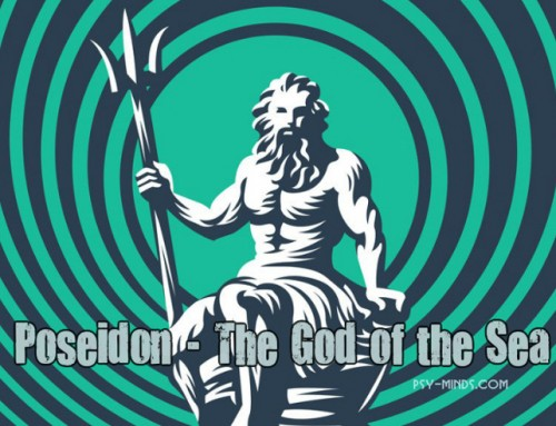 Poseidon – The God of the Sea