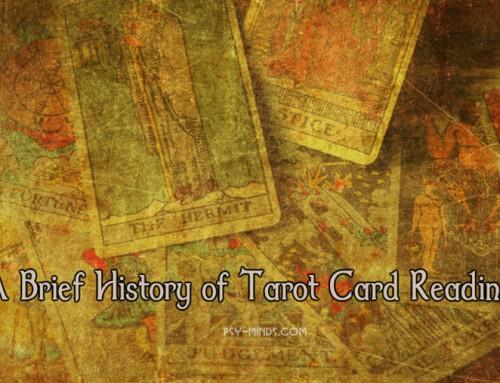 A Brief History of Tarot Card Reading