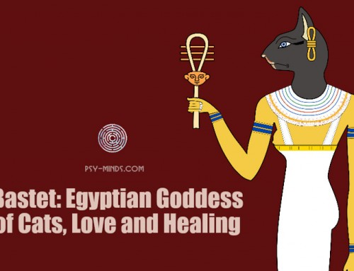 Bastet: Egyptian Goddess of Cats, Love and Healing
