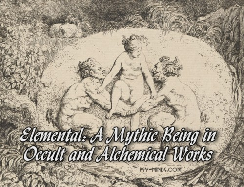 Elemental: A Mythic Being in Occult and Alchemical Works