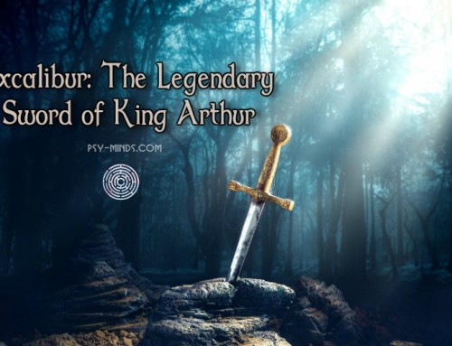Excalibur: The Legendary Sword of King Arthur