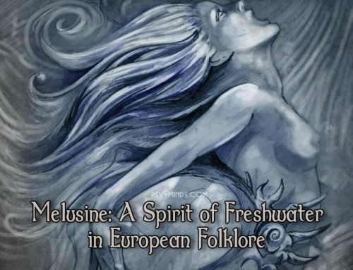 Melusine: A Spirit of Freshwater in European Folklore