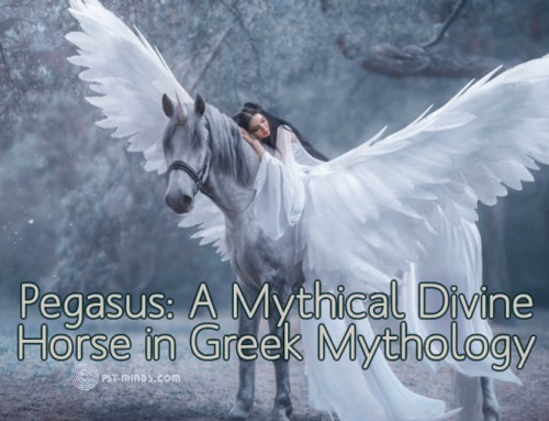 Pegasus: A Mythical Divine Horse in Greek Mythology