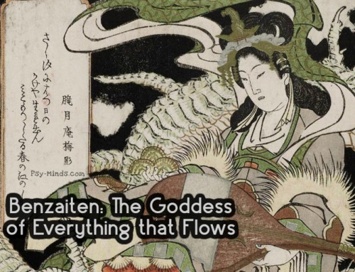 Benzaiten: The Goddess of Everything that Flows