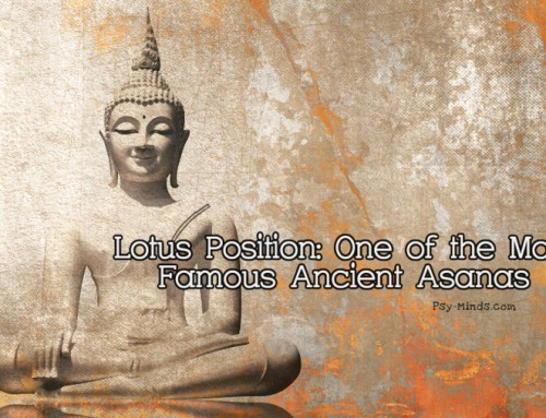 Lotus Position: One of the Most Famous Ancient Asanas