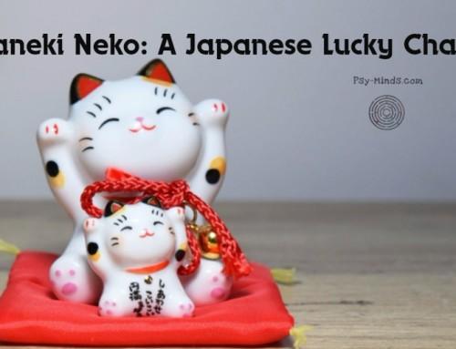 Maneki Neko: A Japanese Lucky Charm
