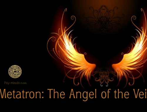 Metatron: The Angel of the Veil