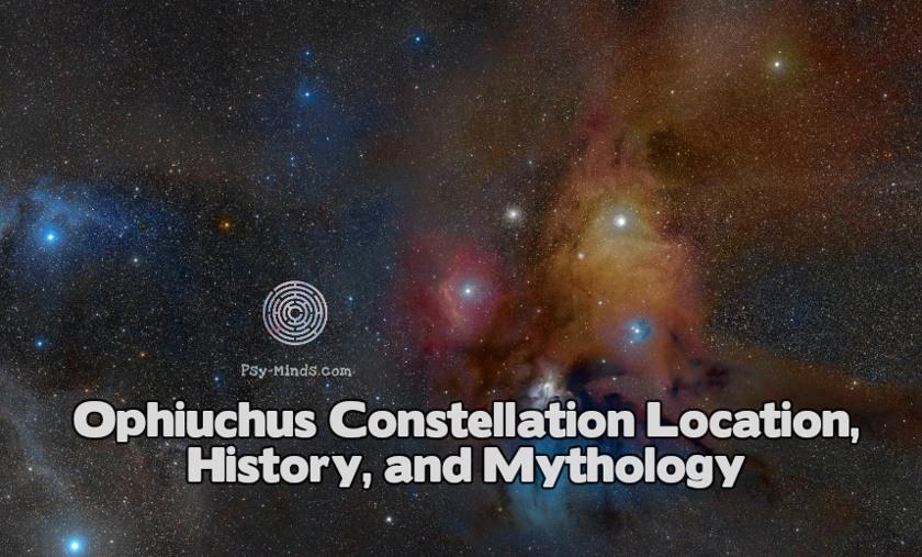 Ophiuchus Constellation Location, History, and Mythology