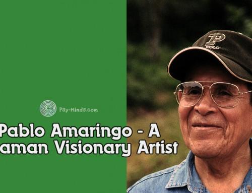 Pablo Amaringo – A Shaman Visionary Artist