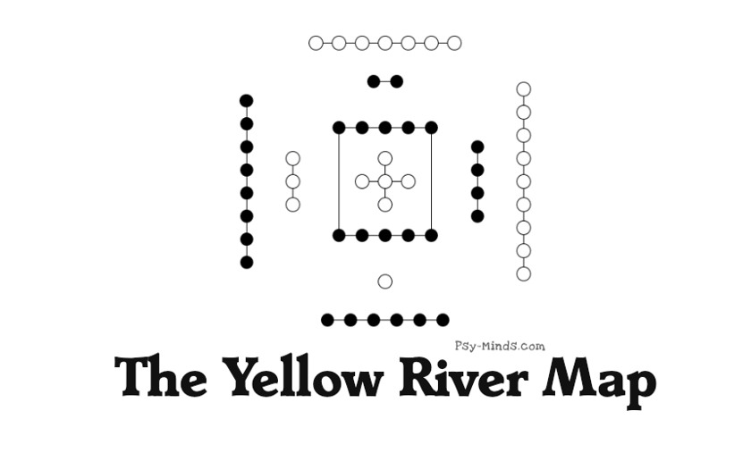 The Yellow River Map