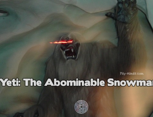 Yeti: The Abominable Snowman