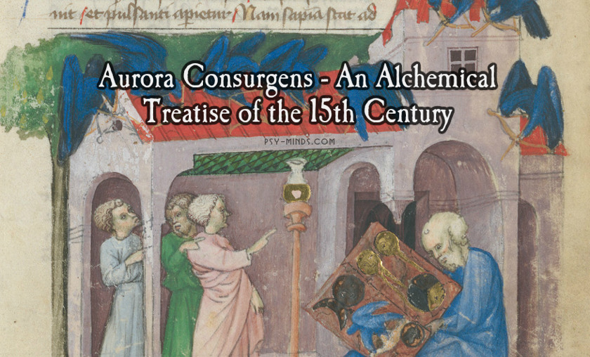 Aurora Consurgens - An Alchemical Treatise of the 15th Century