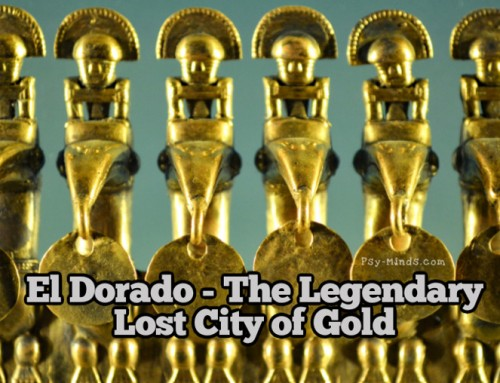 El Dorado – The Legendary Lost City of Gold