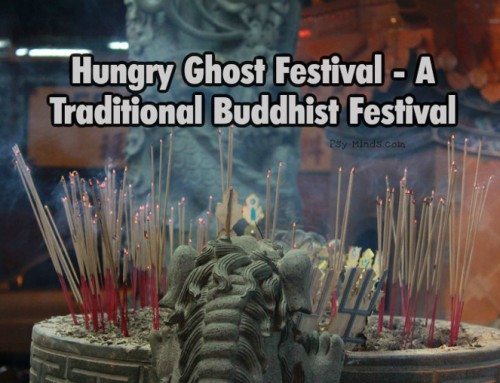 Hungry Ghost Festival – A Traditional Buddhist Festival