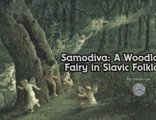 Samodiva: A Woodland Fairy in Slavic Folklore