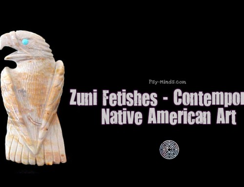Zuni Fetishes – Contemporary Native American Art
