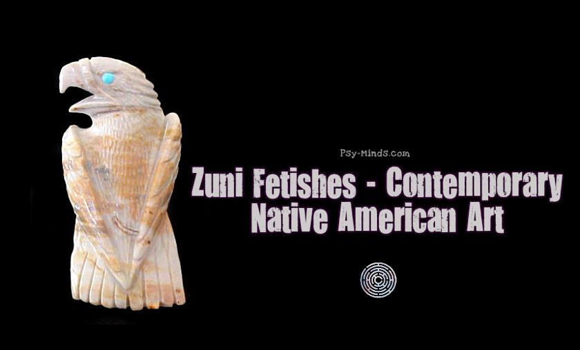 Zuni Fetishes - Contemporary Native American Art
