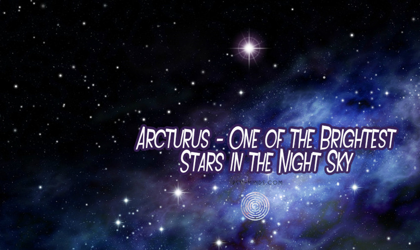 Arcturus - One of the Brightest Stars in the Night Sky